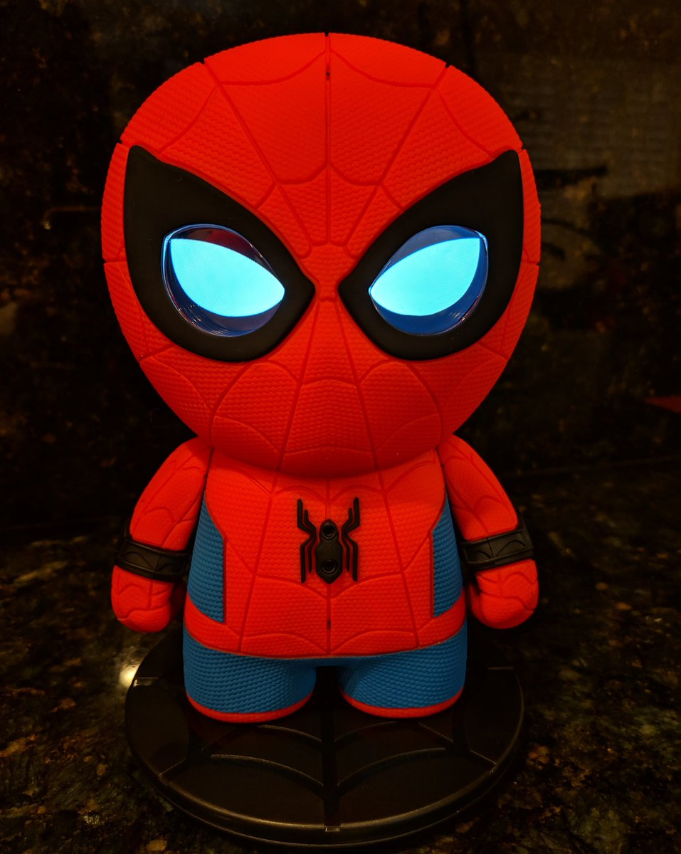 MY BOYFRIEND GAVE ME A BABY FOR CHRISTMAS AND HIS NAME IS PETER PARKER