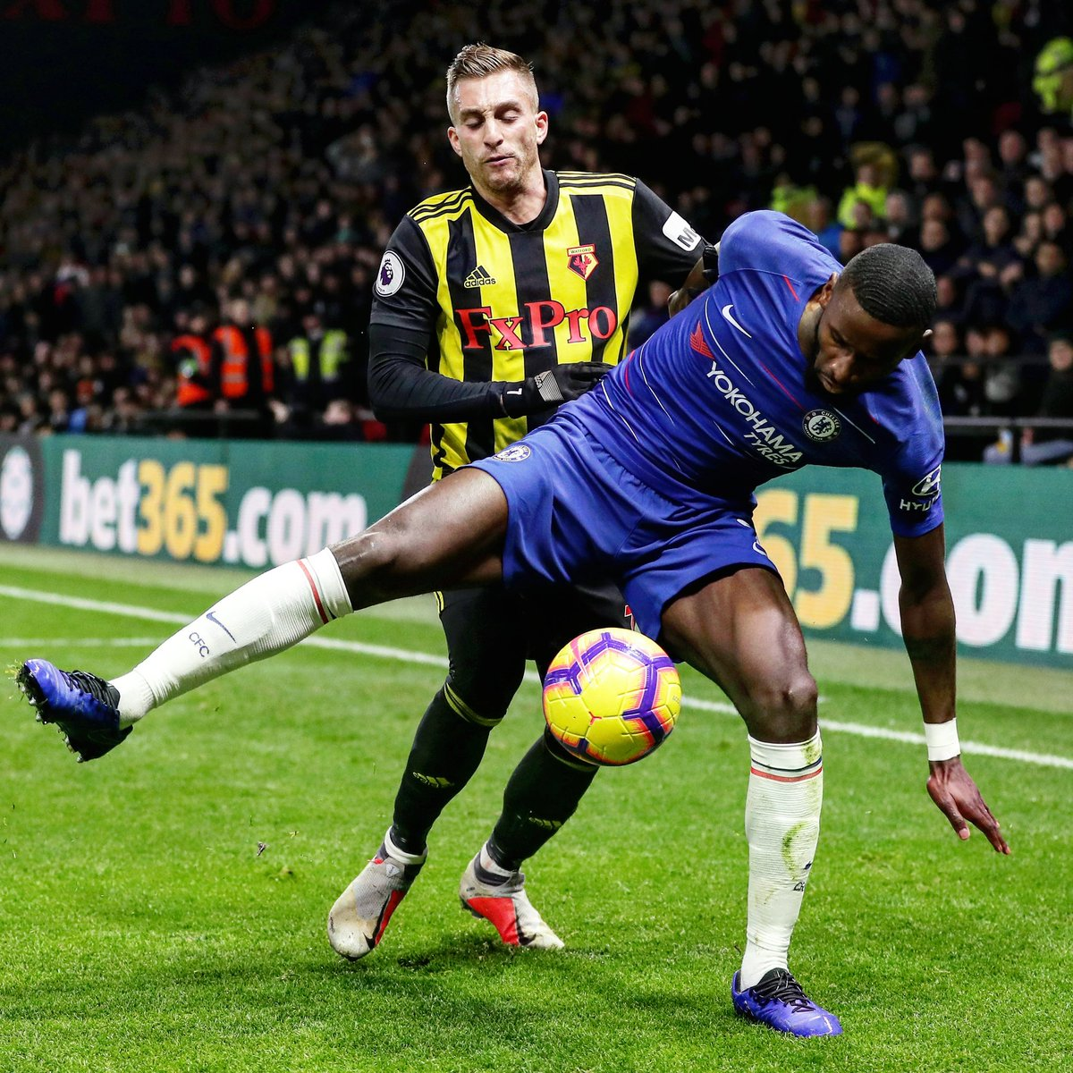 Boxing Day + 3 points = 💙⚽ #Hustle #AlwaysBelieve #MerryChristmas🎄 @chelseafc