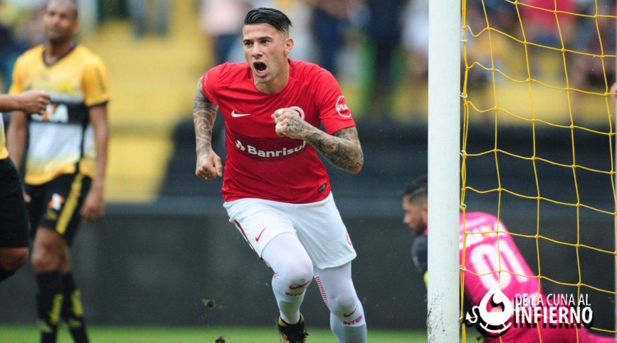 Papá Noel le trajo un regalito a Independiente, cobrará 2 millones de dólares del Inter que no compró el otro 50% de Cuesta DvYNdHbX4AE_nG5