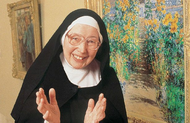 Tributes for the art historian Sister Wendy Beckett who has died, aged 88  https://t.co/KBEx0Gth5i