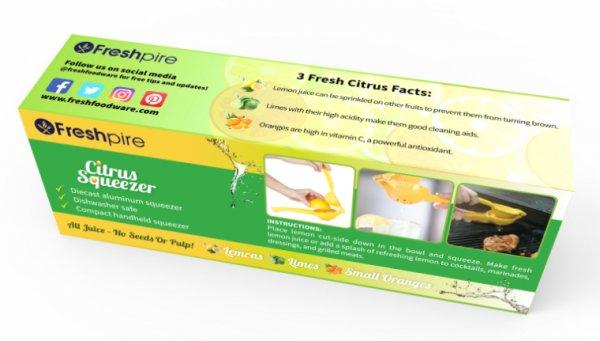 Starfrit 80482-006-0000 Citrus Squeezer
