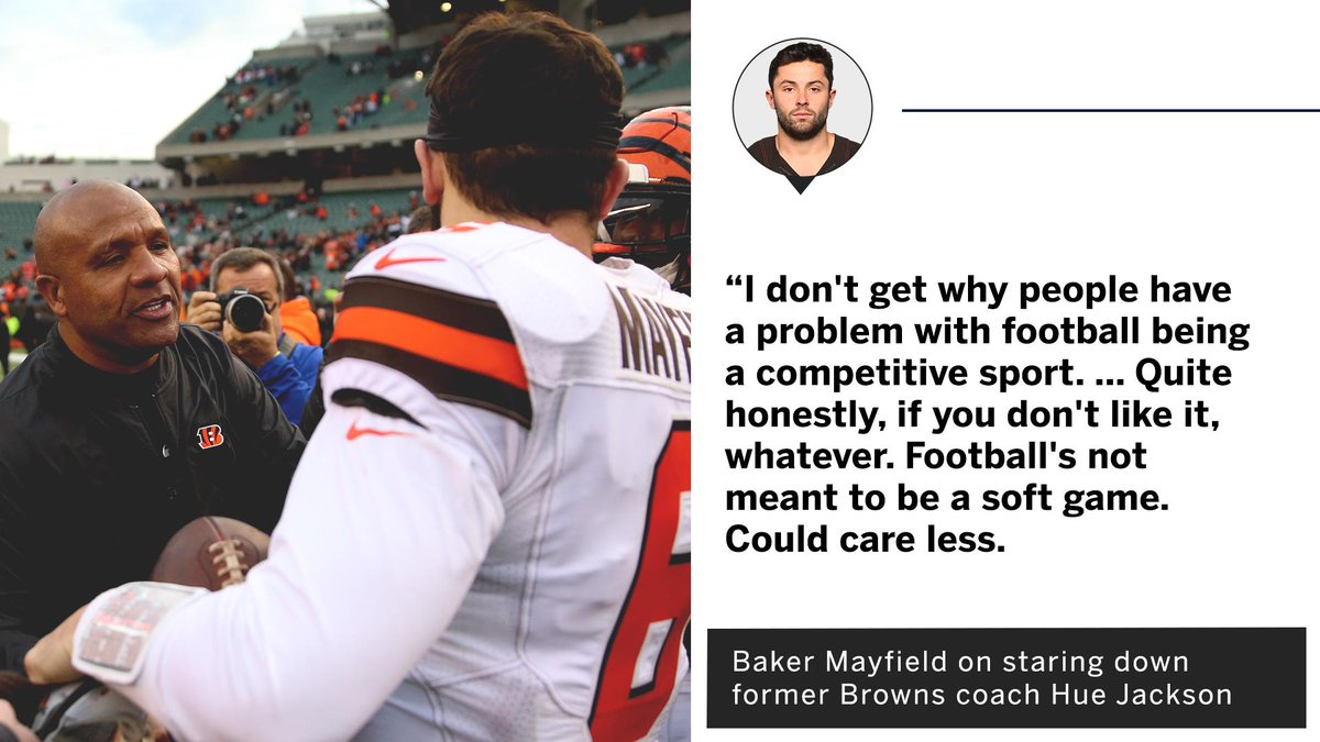 Baker doesn't care what you think about his competitive fire.
