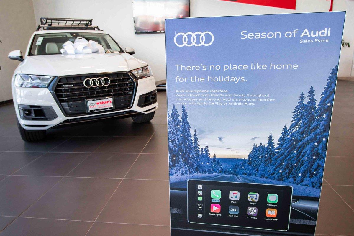 Walter's Audi on Twitter:
