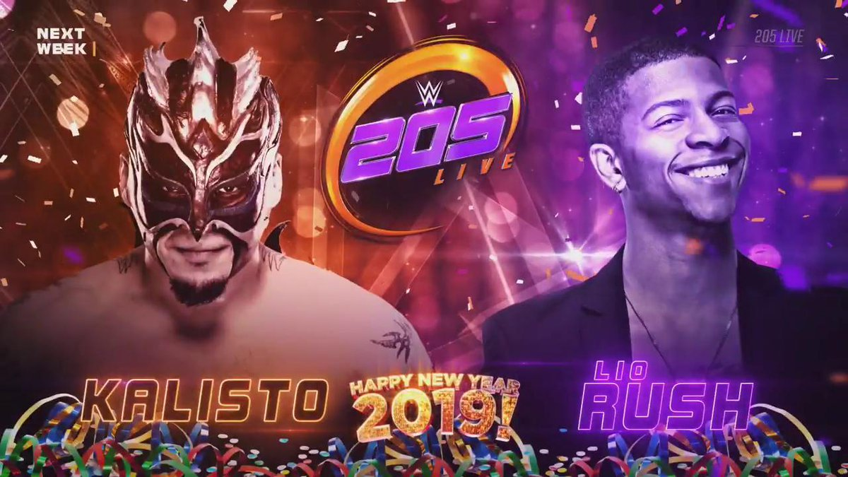 ** SPOILERS ** WWE 205 Live Tapings For Next Week
