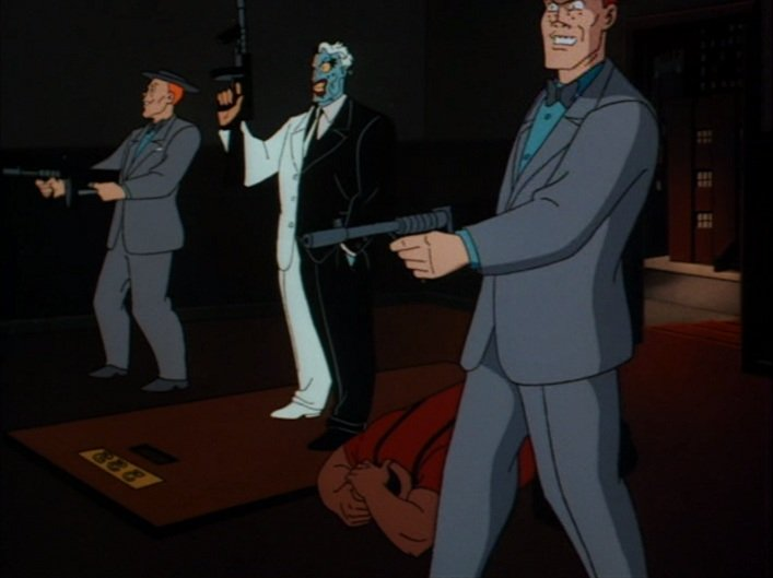 Image result for batman two face henchman