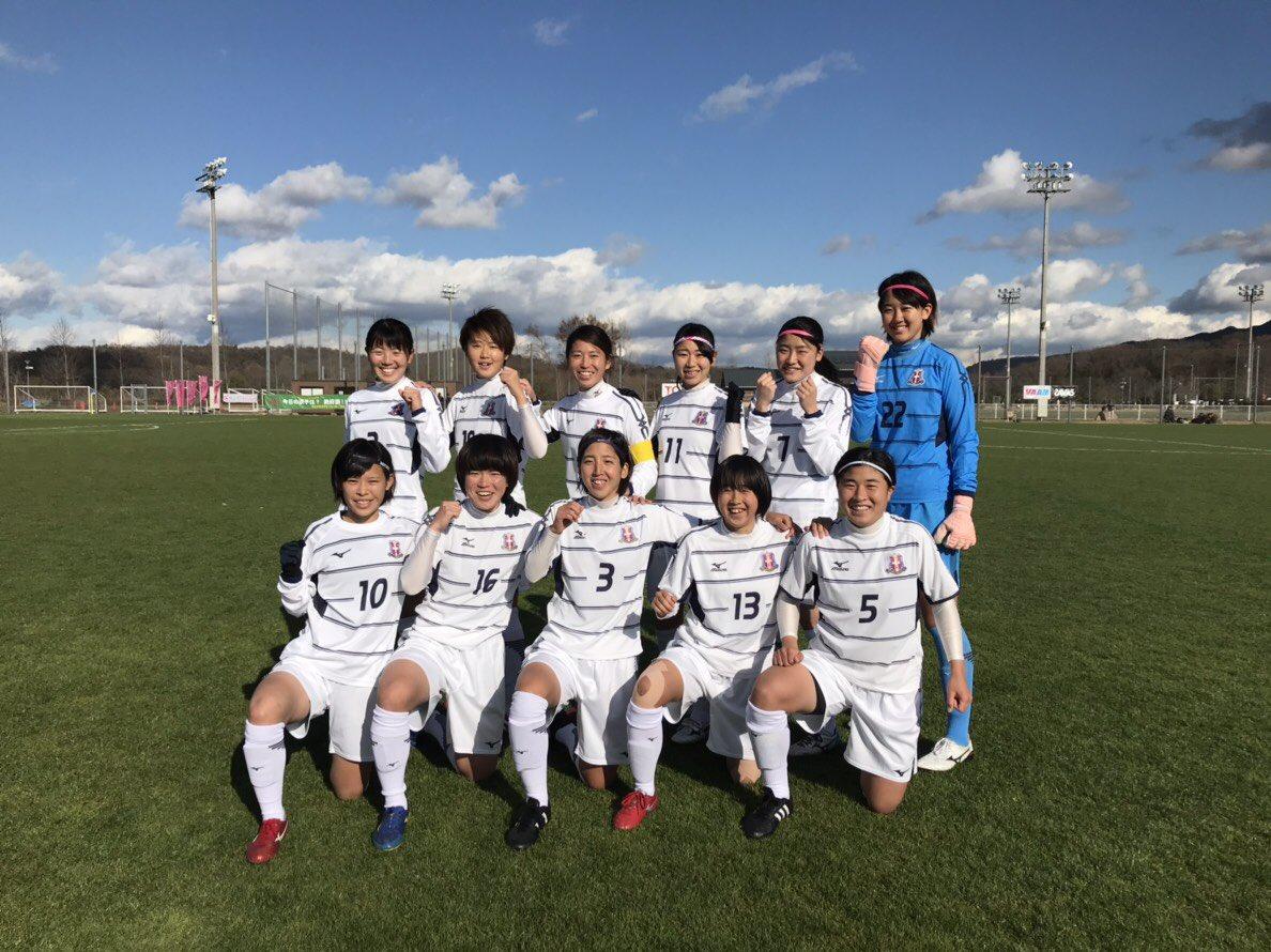 全日本大学女子サッカー連盟 (@_...