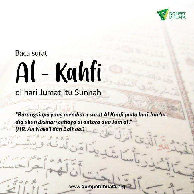 Al Kahfi Reminder Chirpstory
