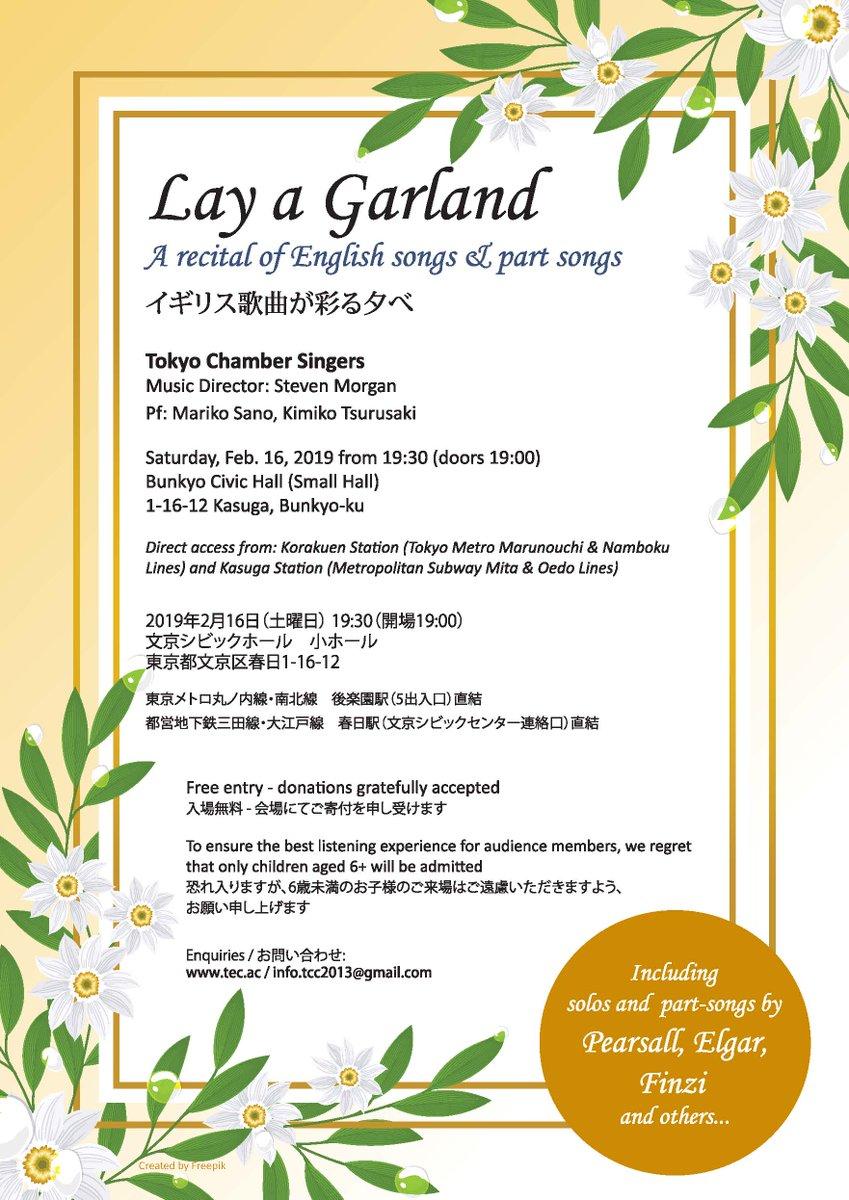 Tokyo Embassy Choir (@TokyoChoir) | Twitter