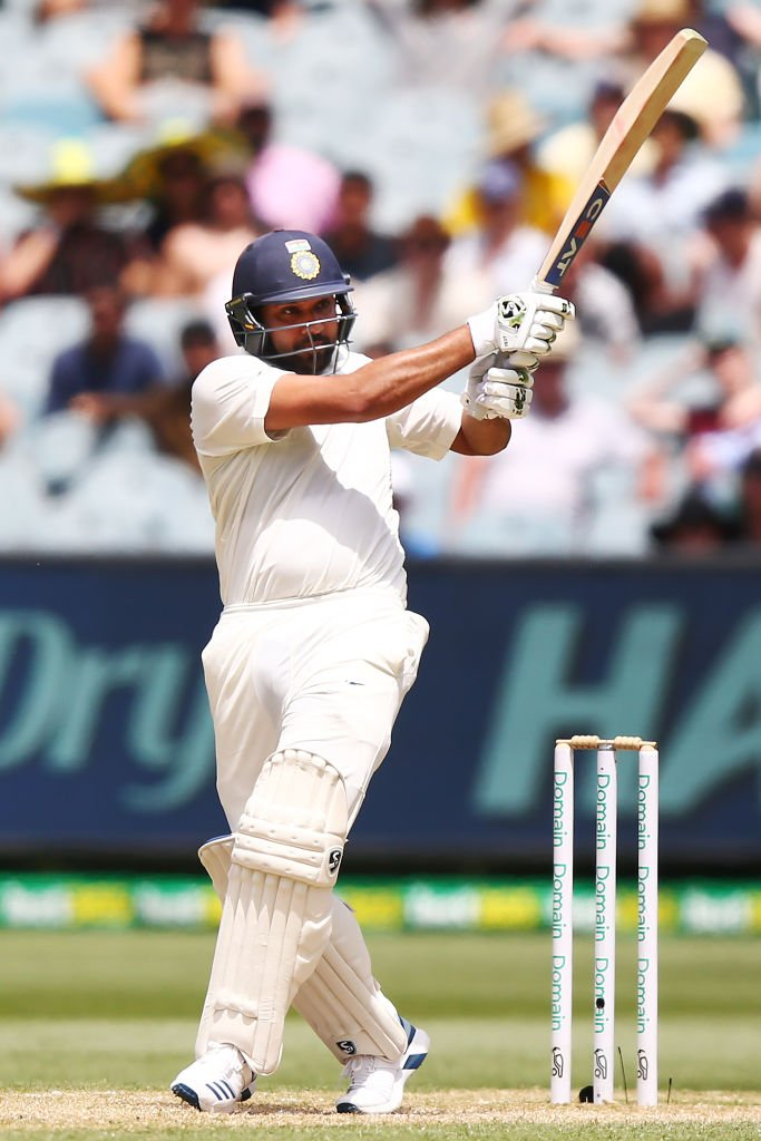 Maybe This Was His Last Chance To Have A Go In Tests, Says Harsha Bhogle As Rohit Sharma Finally Scores A Test Fifty 2