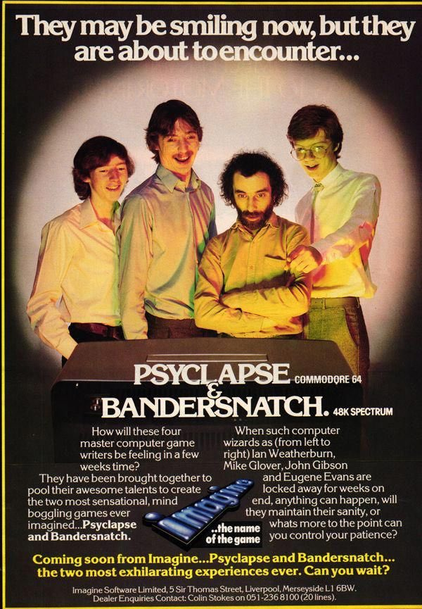 Dv 2I2XWwAEo6jJ - Black Mirror's Bandersnatch on the tube