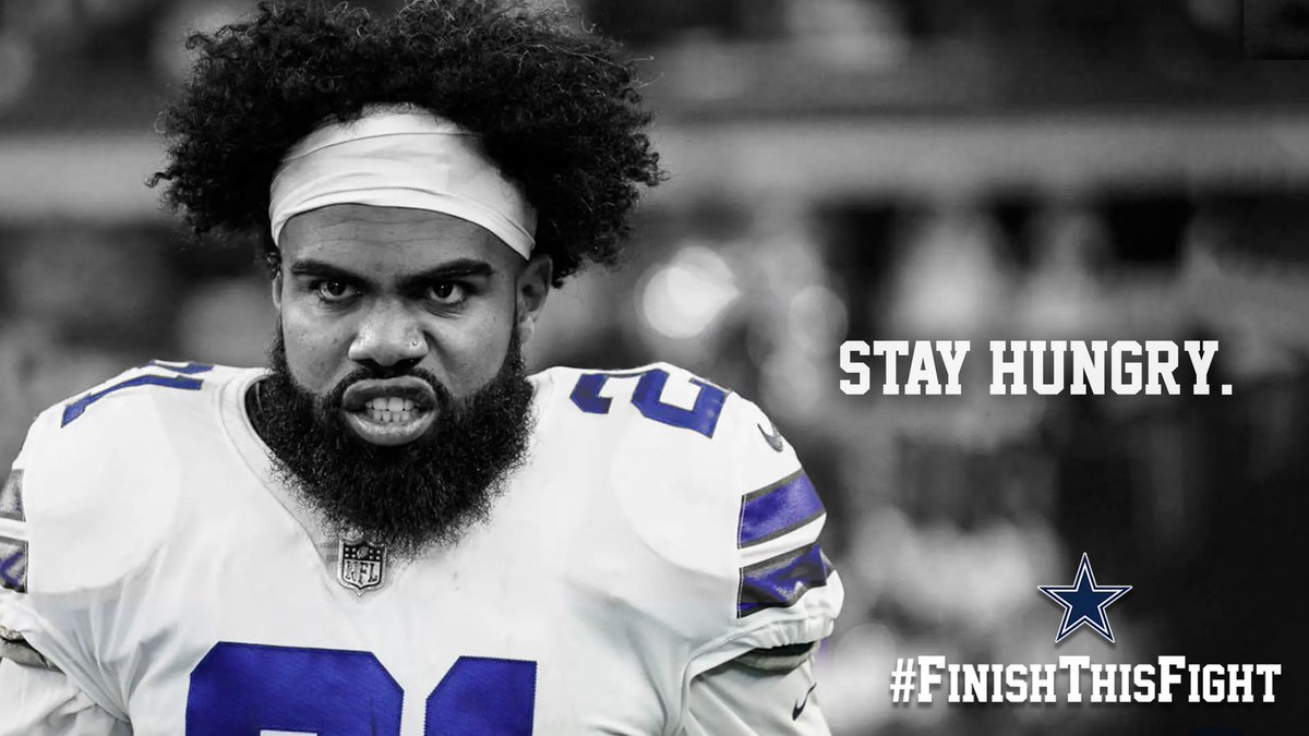 COWBOYS ✭'s photo on Ezekiel Elliott