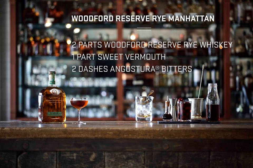 This new year, resolve to drink only the best Manhattans.