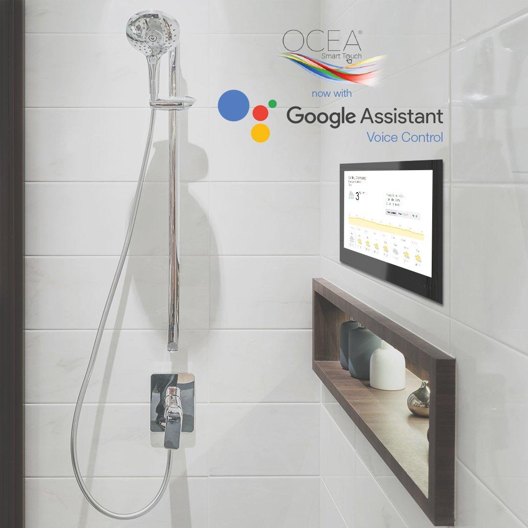 Evervue Deutschland On Twitter Mussen Sie Ihrem Alltagsstress Entfliehen Mit Dem Ocea Smart Badezimmer Tv In Dem Jetzt Google Assist Integriert Ist Konnen Sie Sich In Ruhe Entspannen Google Googleassist Assistent Bad
