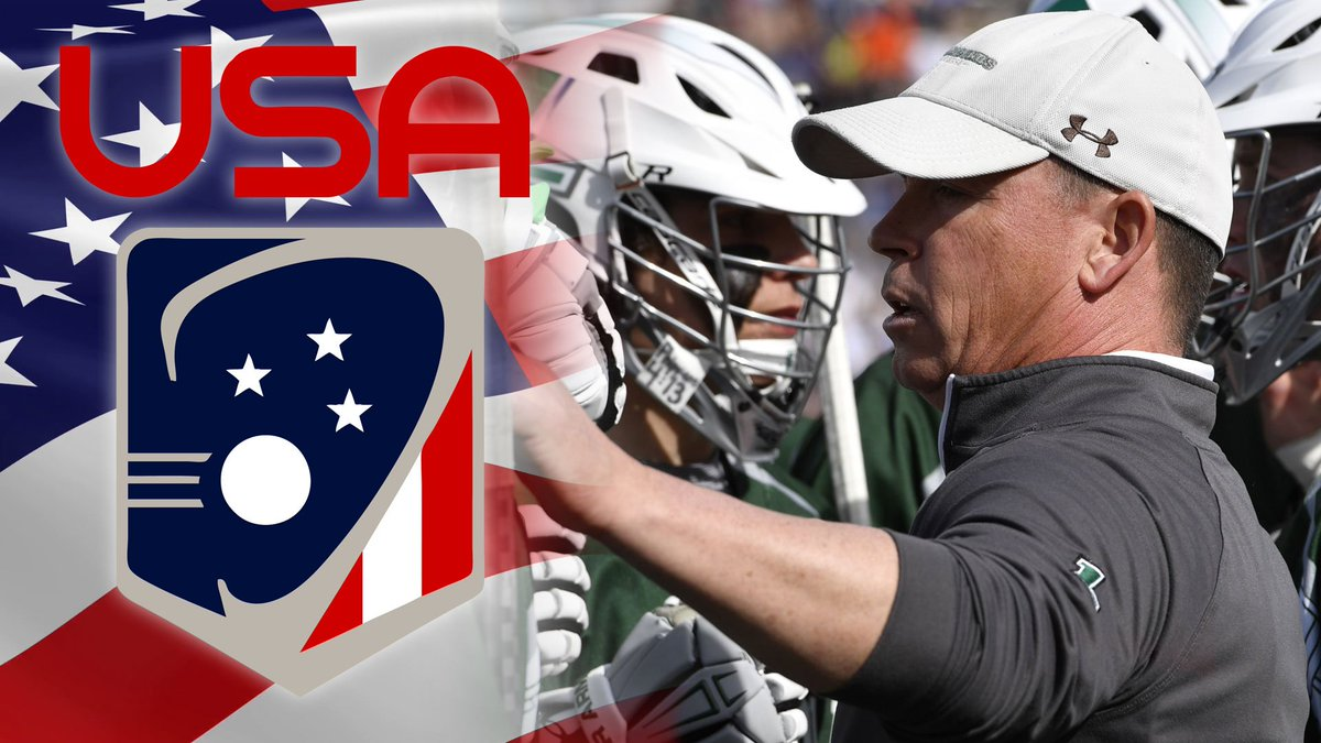 .@LoyolaMLAX Head Coach Charley Toomey '90 named to @USLacrosse Men's National Team coaching staff as assistant as 🇺🇸 looks to defend @FILacrosse  🏅 in 2022. https://loyo.la/2Tqc39X #gohounds