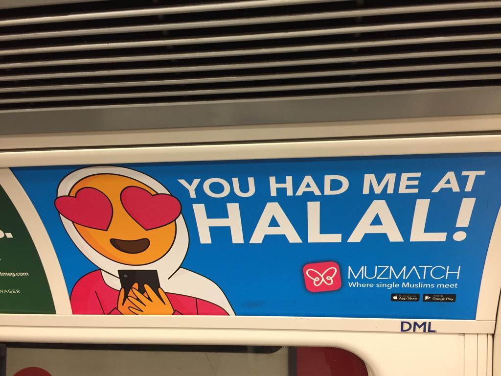 Muslim Dating Site Slogan:
