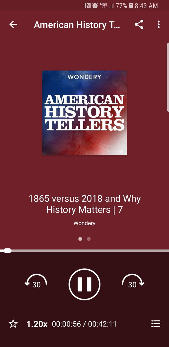 american history tellers podcast