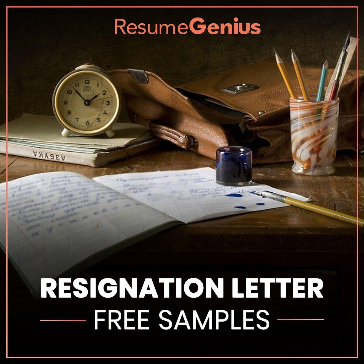 Resume Genius Theresumegenius Twitter