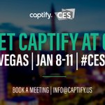 The road to 5G, self-driving vehicles, AI and foldable phones - the game-changing tech trends set to hit @CES 2019 next week. Get in touch with @Captify to book a meeting at info@captify.us #CES2019