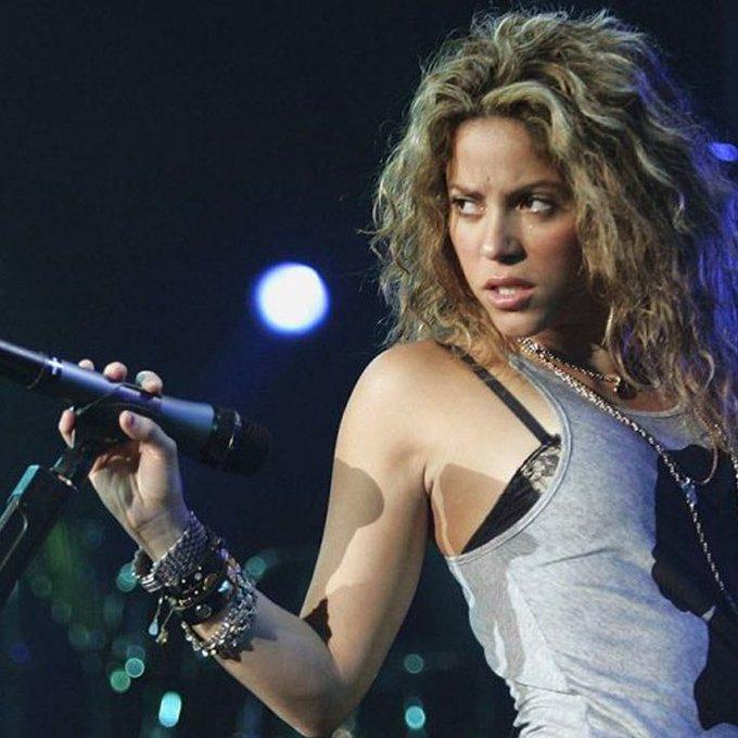 Happy Birthday Shakira, Shakira
