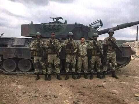 تركيا تخرج أوّل دفعة ضباط صف في الصومال من قاعدتها العسكرية Dv_gwfpWsAAPhui