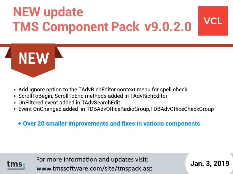 Tms Component Pack