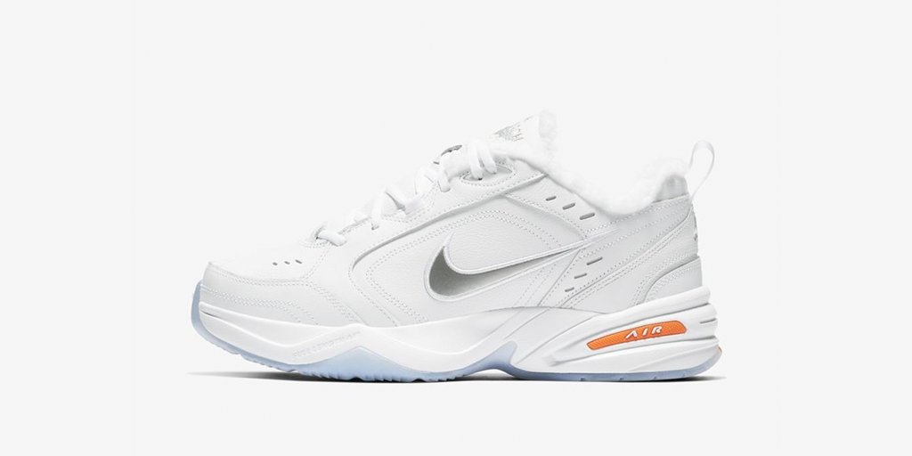 the nikesportswear air monarch iv snow day shop ae2194ff3