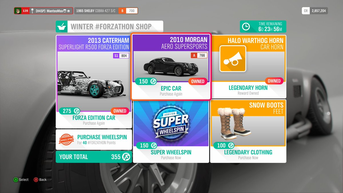 How To Get Exclusive Cars Not In The Autoshow Page 17 Forza Horizon 4 Discussion Forza Motorsport Forums