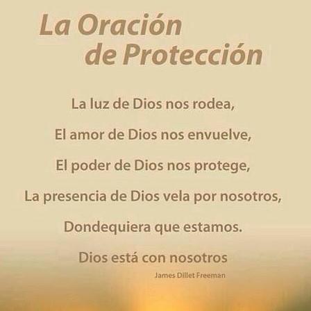 #27Dic  Oración de Protección  - @meredith976