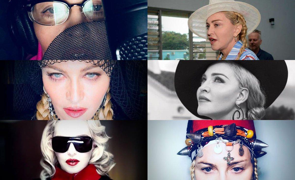 Aujourd'hui, alors que 2018 est sur le point de tirer sa révérence, nous allons revenir sur l'actualité de Madonna au cours de l'année qui vient de s'écouler.Quel est votre moment préféré ? #TBT #Madonna2018