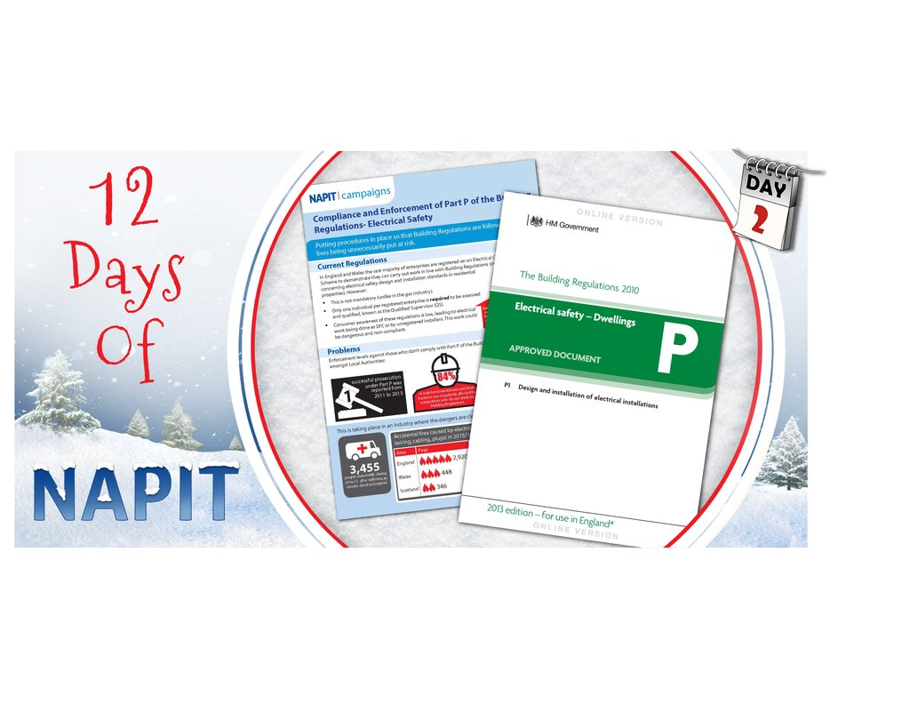 napit approved document p