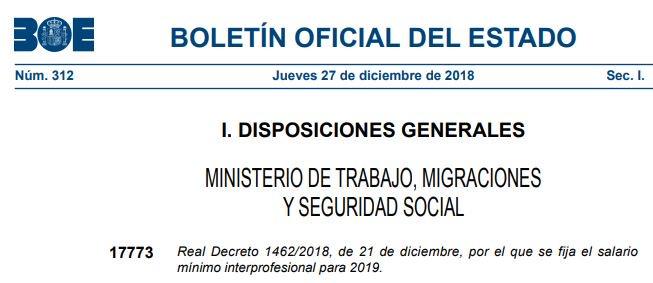 Ministerio Trabajo, Migraciones y Seguridad Social on Twitter