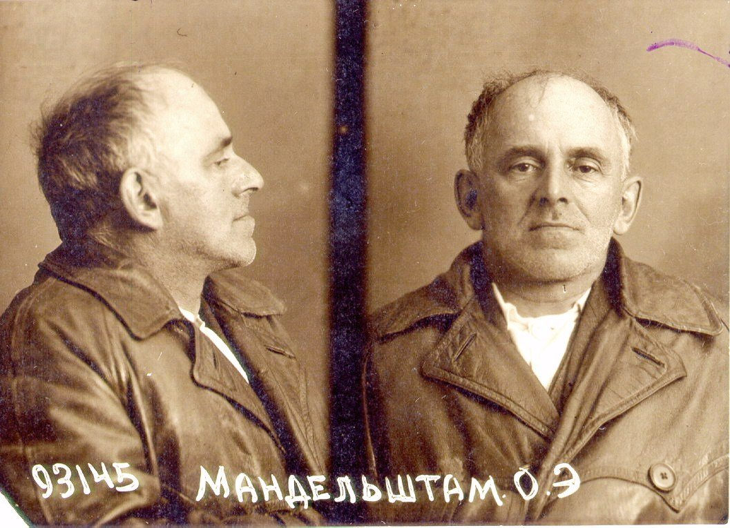 """Words against tyrannies on Twitter: """"Osip Mandelstam, Russian (born Polish) poet and essayist of Jewish origin. Sentenced to 5 yeas in correction camps for counter-revolutionary activities during Stalin's Great Purge. Died #OTD"""