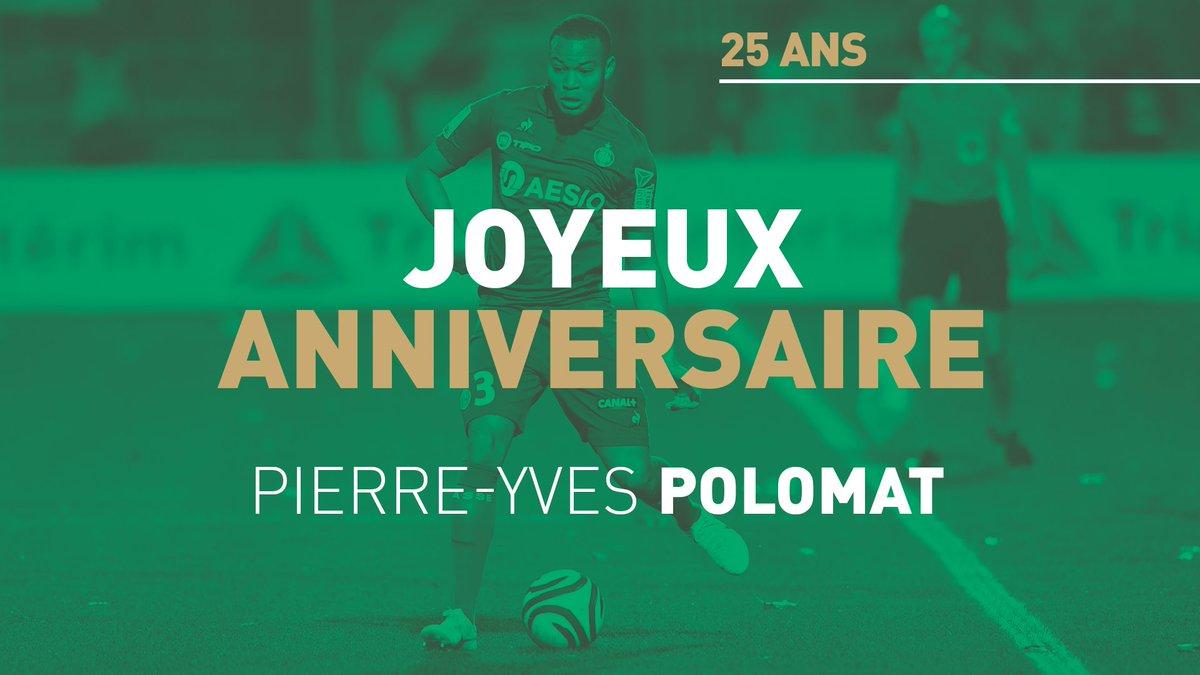 As Saint Etienne On Twitter Joyeux Anniversaire Pierre Yves