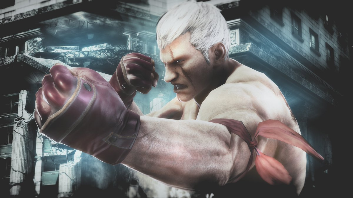 Nick Valencia On Twitter Today S Model Bryan Fury From Tekken 7 Tools Nvidia Ansel 4k Super Resolution Next Year Is Upon Us Have A Safe And Peaceful 2019 Crossing Tekken