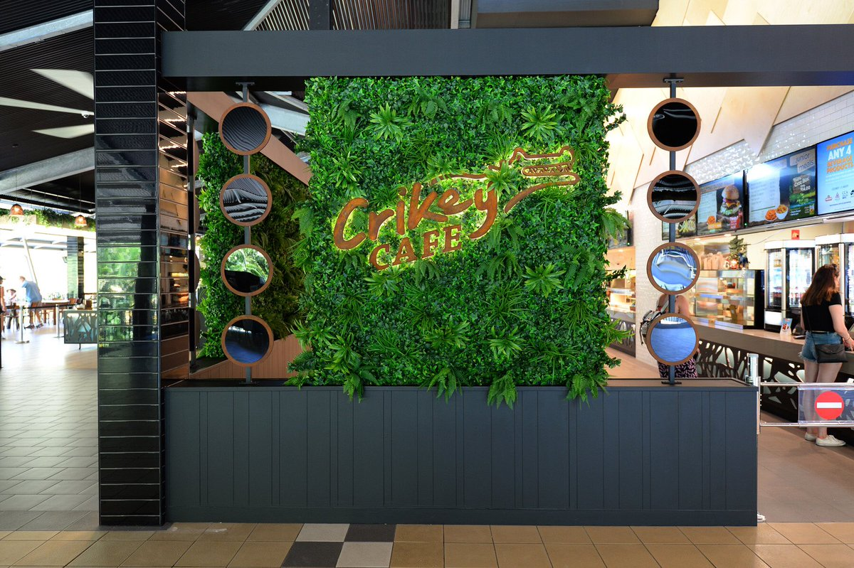 Terri Irwin On Twitter The Newly Renovated Crikey Cafe Is Now Open Australiazoo Yum