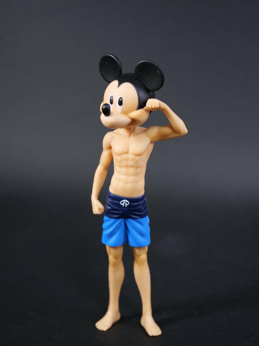脱ぐとすごいミッキーマウス