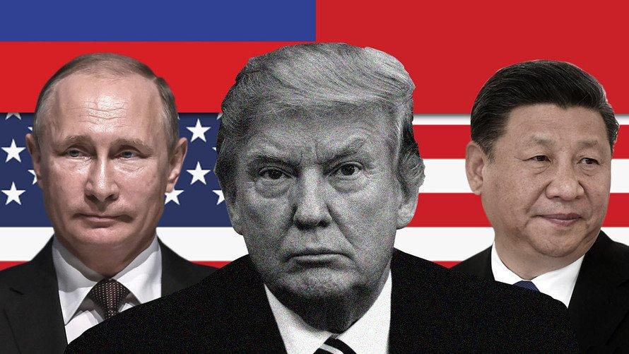 США бросят Украину и будут искать спасения от Китая в союзе с Россией