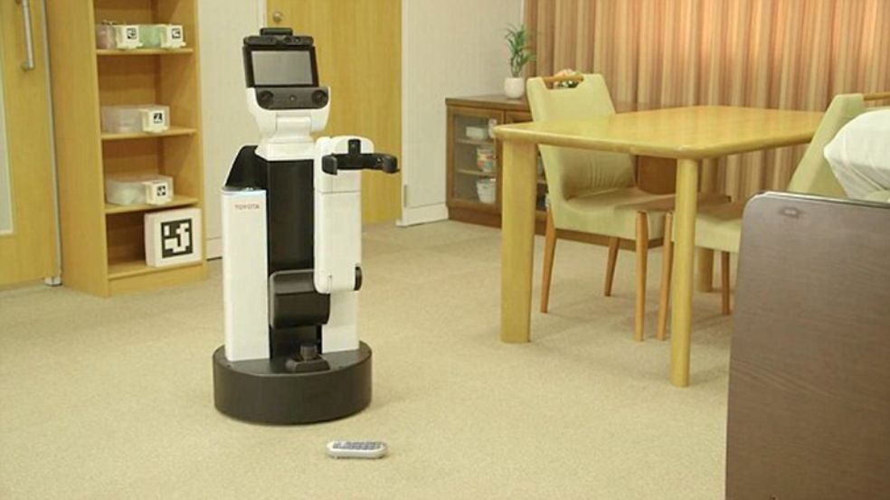 Tecmausa On Twitter Toyota Wants To Put A Robot In Every Home And