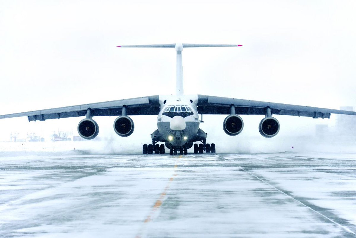 Refuelling Tankers for RuAF - Page 4 DvbX8bUX4AE6EqO