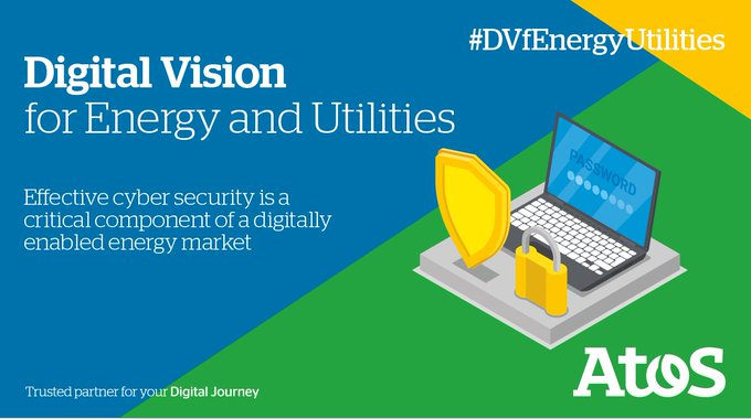 #Energy companies must invest in #digital ways of working to safeguard sensitive #data. Phil...