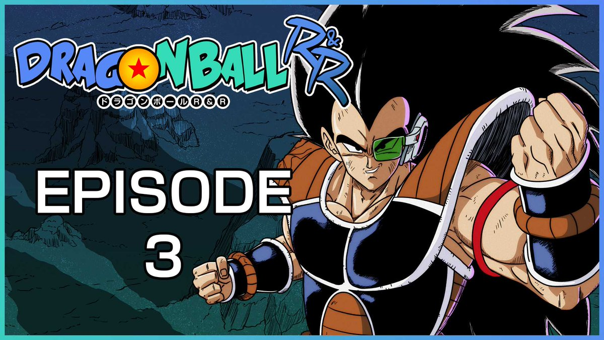 #DragonBallRR Episode 3 is here! Go watch it and find out how Mr Piccolo will cure Ranch of the blues. #DBZ https://youtu.be/s5Jzj6IufCY
