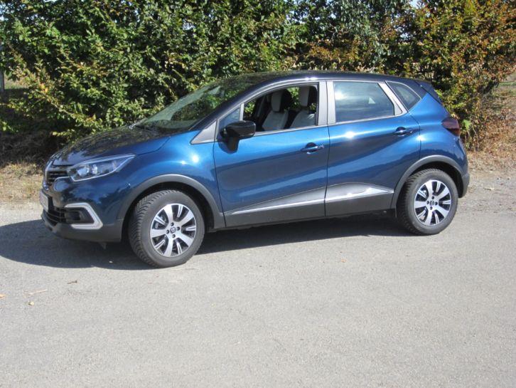 Vamp Kris On Twitter Renault Captur Jahrewagen Nur 3300km Euro 6