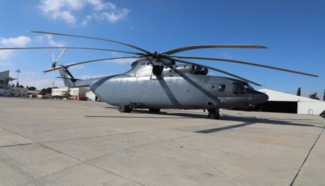 الاردن يوقع صفقه لشراء 4 مروحيات Mi-26T2 من روسيا  DvbwQ1oXgAEGutn