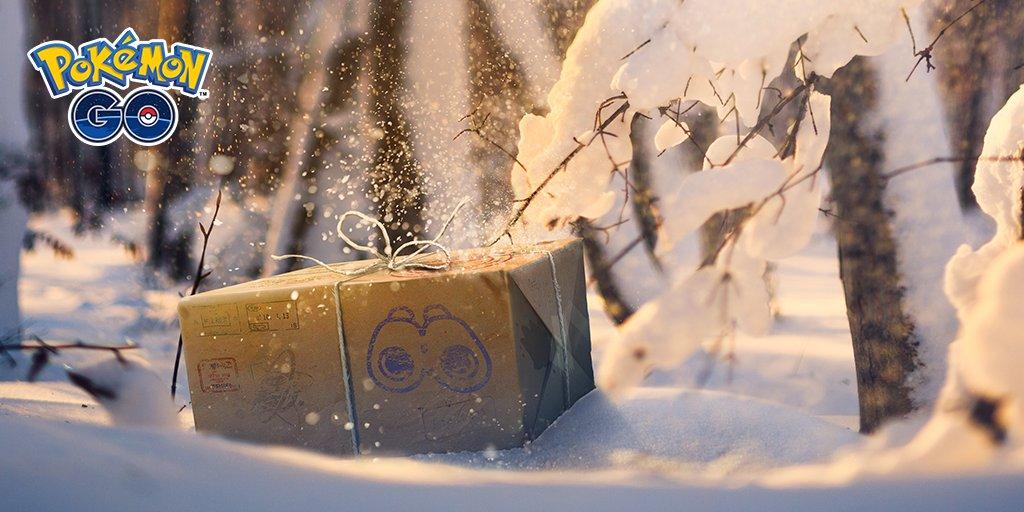 Imagen oficial de Pokémon GO sobre las nuevas recompensas para Enero y Febrero, Lugia y Ho-Oh