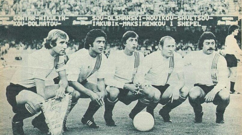 FOTOS HISTORICAS O CHULAS  DE FUTBOL - Página 4 Dvc7nAEWsAIEnDz