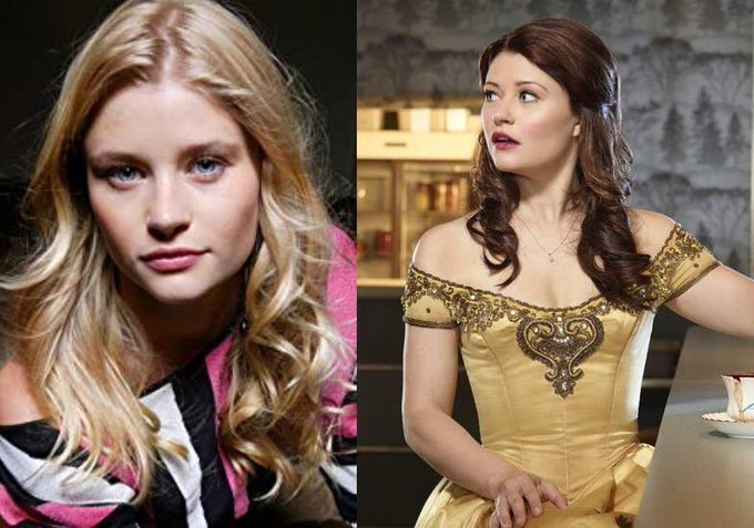 Happy 37th Birthday to Emilie de Ravin! The actress who played Belle in Once Upon a Time.