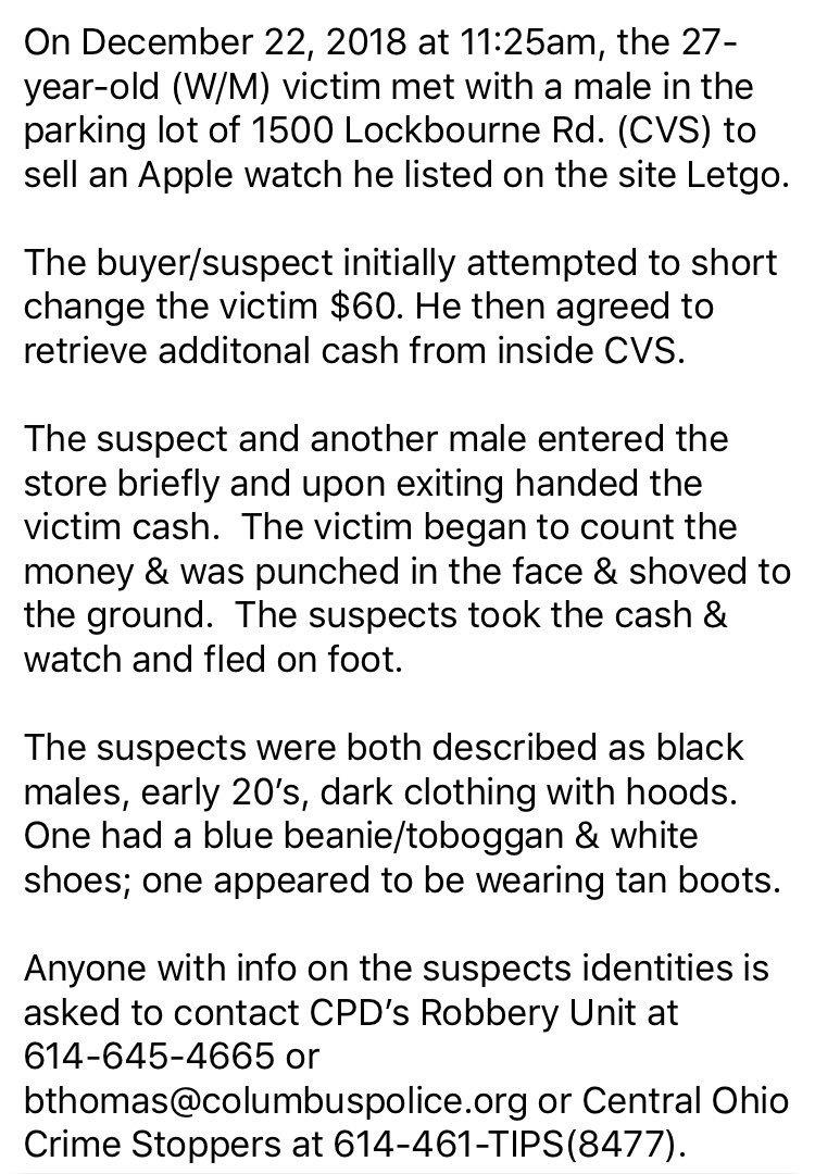 columbus ohio police columbuspolice twitter