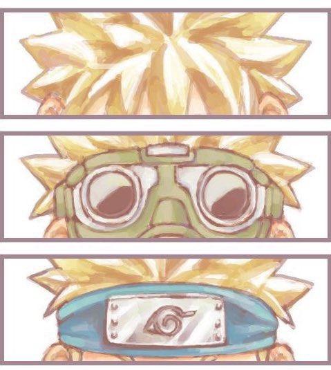 Naruto's Growth 🍃