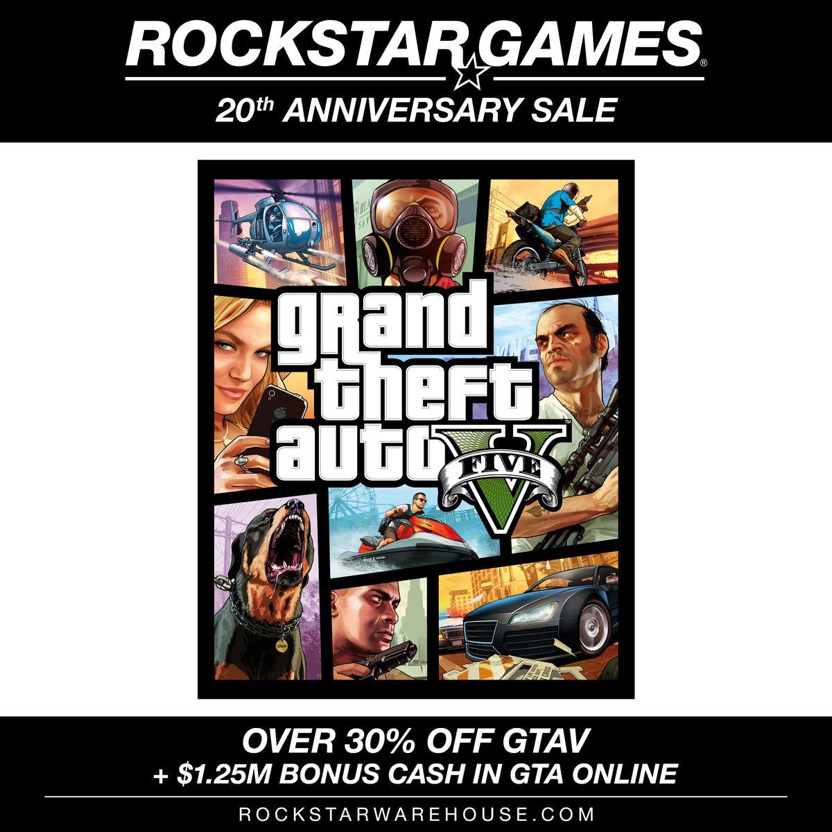 Rockstar Games's tweet -