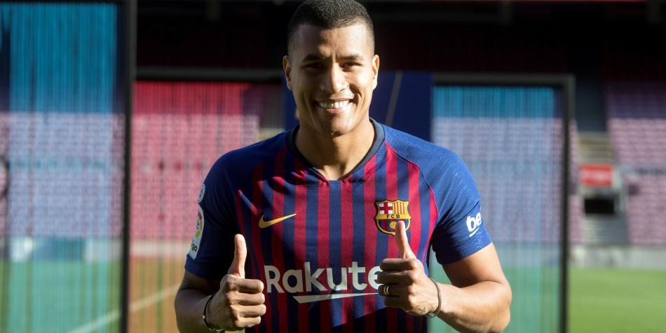 Murillo Ungkap Awal Mula Gabung Barcelona